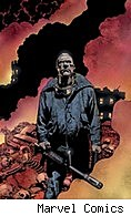 Cover to The Punisher: The End #1