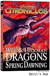 Dragonlance Chronicles Vol. III: Dragons of Spring Dawning TP cover