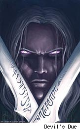 Forgotten Realms: The Legend of Drizzt Vol. 6: The Halfling's Gem #2 (of 3) cover