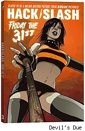 Hack/Slash Vol 3 TPB: Friday the 31st cover