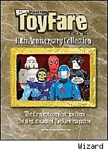 Twiseted Toyfare Theatre 10th Anniversary Collection cover