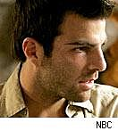 This is an image of Sylar from the TV Show, Heroes.