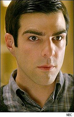 this is an image of Sylar, from Heroes