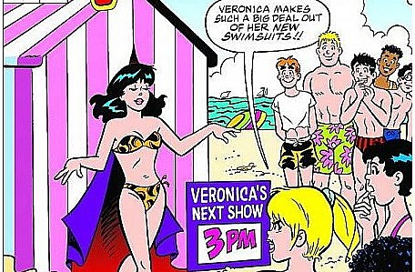 Images of veronica from archie comics
