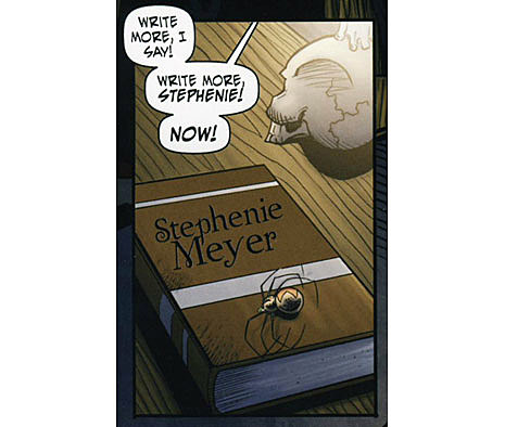 The Stephenie Meyer Comic Book: So Much Worse Than 'Twilight'