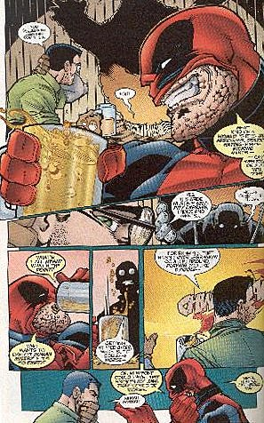 Deadpool #1 (1997); art by Ed McGuinness with Massengill & Lee