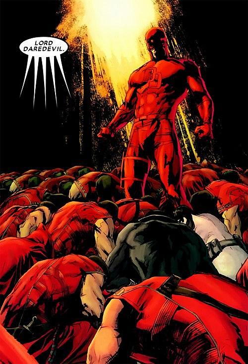 Daredevil xxx