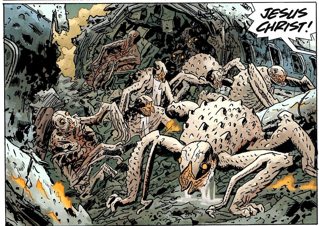 BPRD: Monsters!