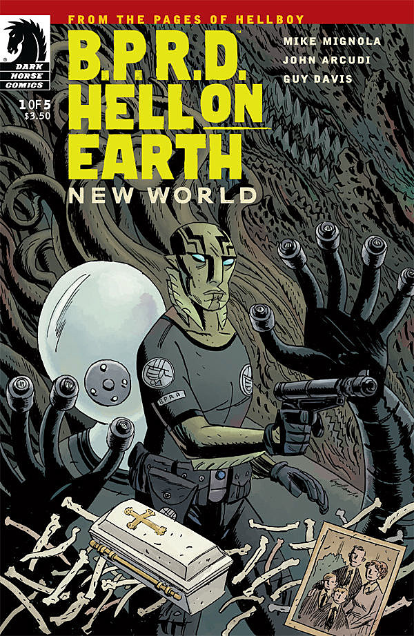 BPRD Hell on Earth