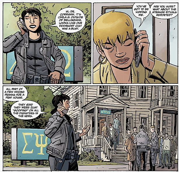 BPRD: The New Gal