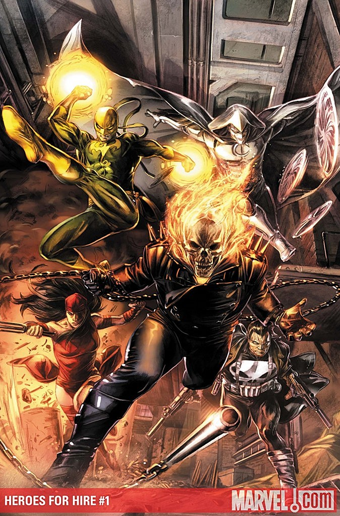 Heroes for Hire 01