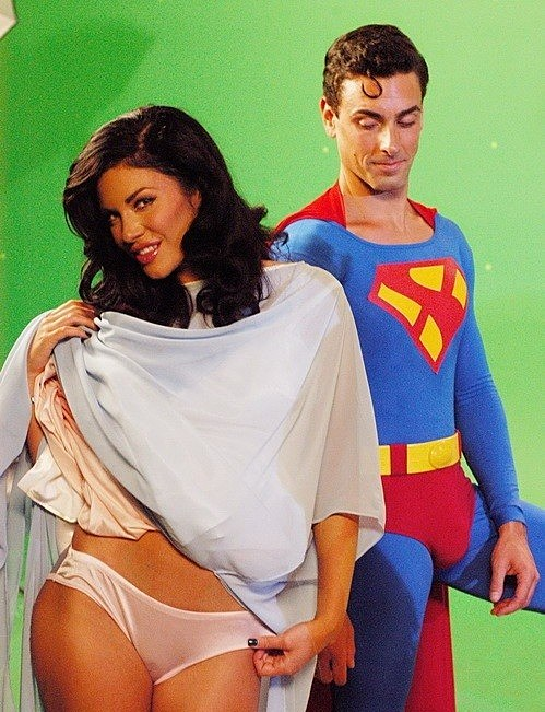 Superman porno film