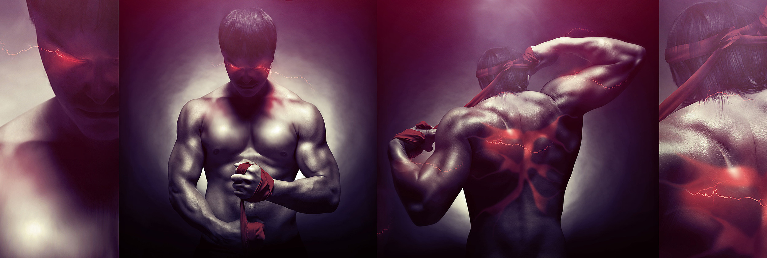 Hyper Real Super Street Fighter IV Art Featuring Evil Ryu