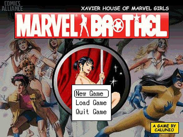 Marvel Cartoon sex videos