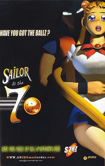 Sailor and the seven ballz