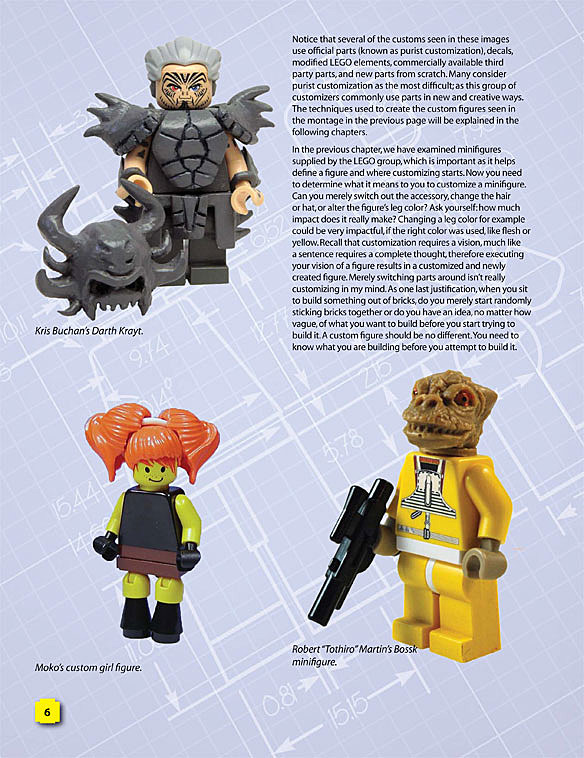 Make Your Own Geeky LEGO Minifigures with the BrickJournal