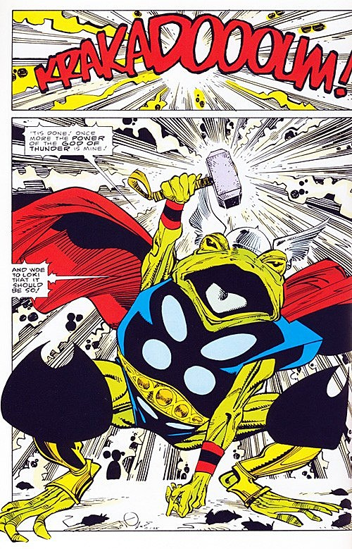The 10 Most Awesome Moments In Walter Simonson's 'Thor'