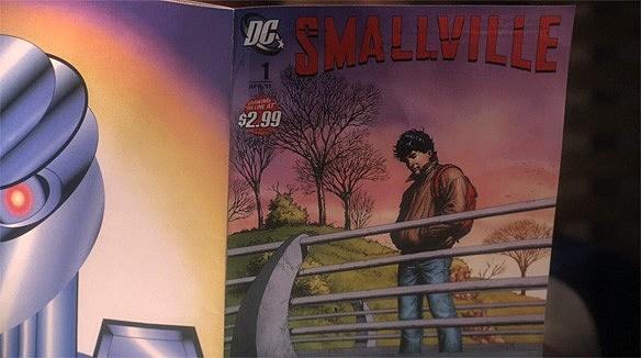 Small ville Porno-Comic