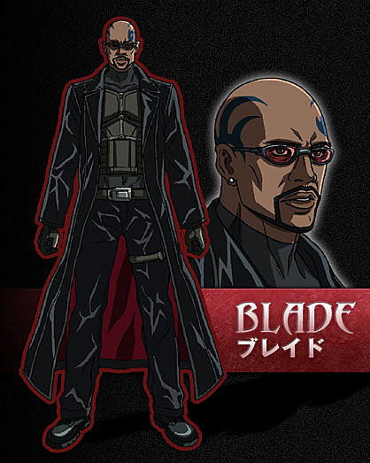 New 'Blade' Anime Site and Footage Arrive [Video]