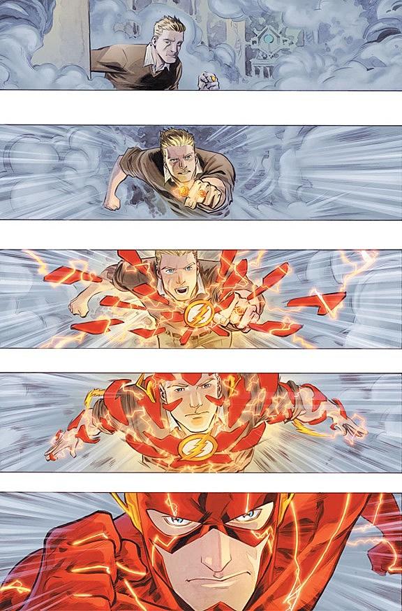 'Justice League' Panel: Ryan Choi, Power Girl, Diversity