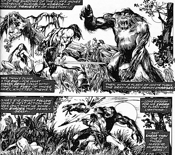 Conan The Barbarian Comics Pdf
