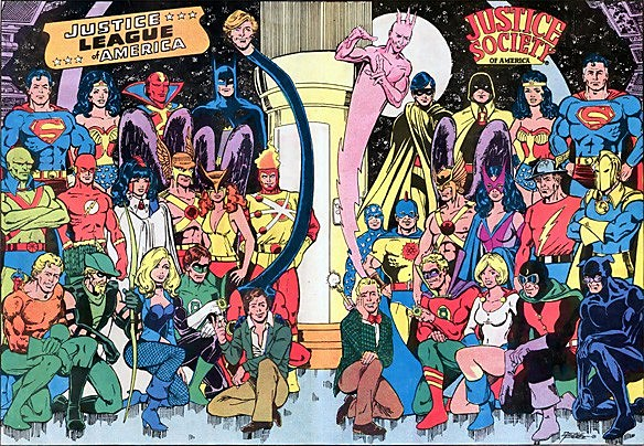 The Best and Worst Justice League Lineups of the Past 50 Years!