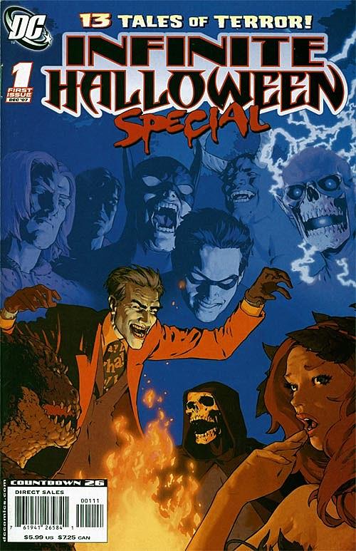 Resultado de imagen de cover comics halloween