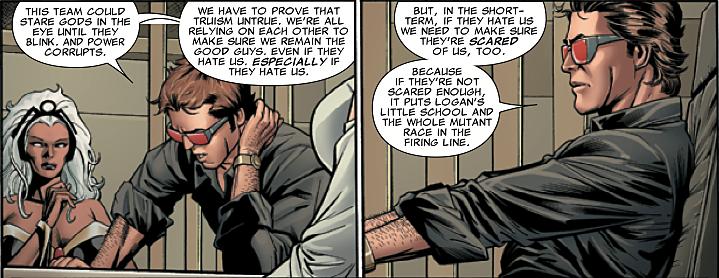 Kieron Gillen Chooses the Nuclear Option for the 'Uncanny X-Men