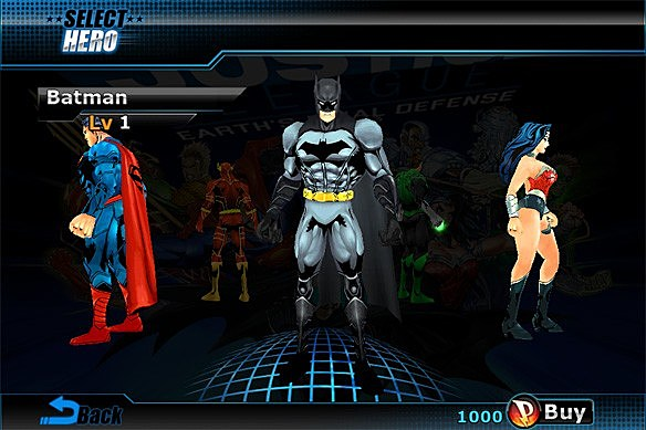Justice League: Earth's Final Defense' Is A Fun Little