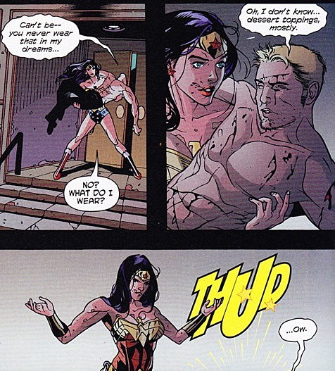 A Brief History Of Wonder Womans Love Life