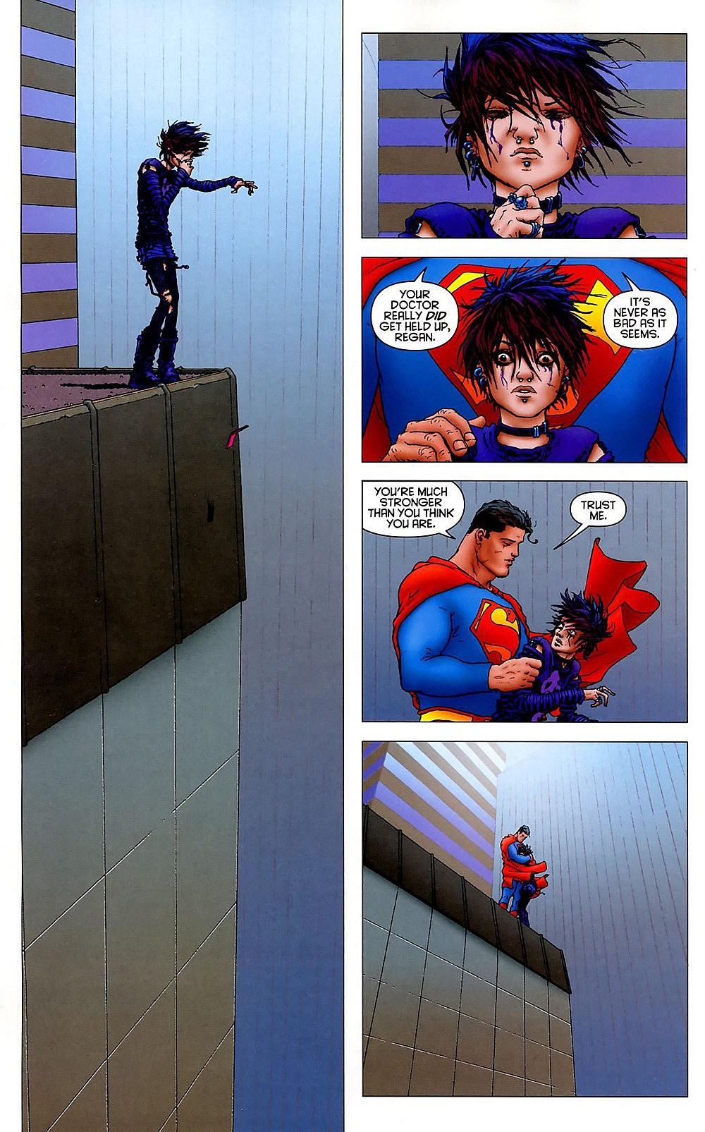 Remembering 'All Star Superman' On World Suicide Prevention Day