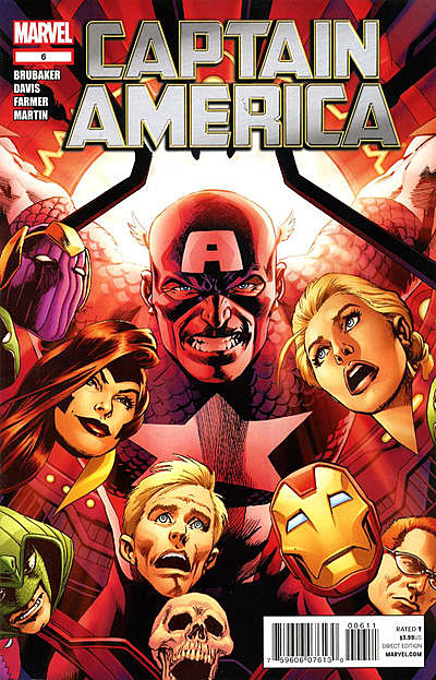The Ed Brubaker 'Captain America' Exit Interview