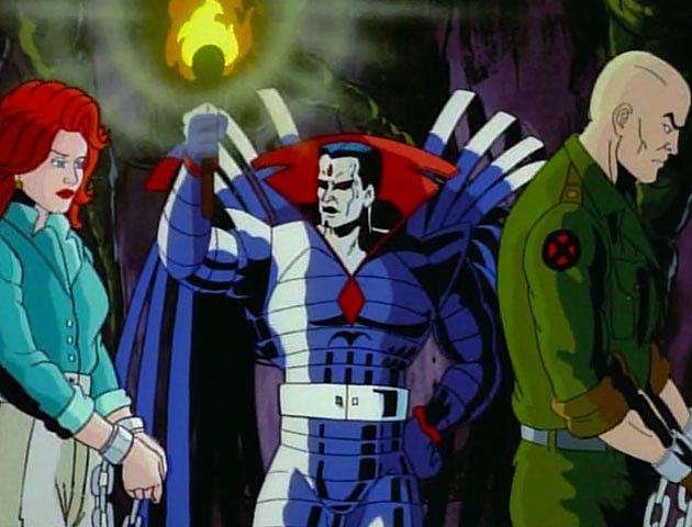 Image result for mr sinister x-men animated series