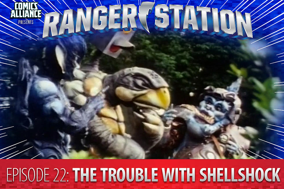 Ranger Station Episode 22: 'The Trouble With Shellshock'