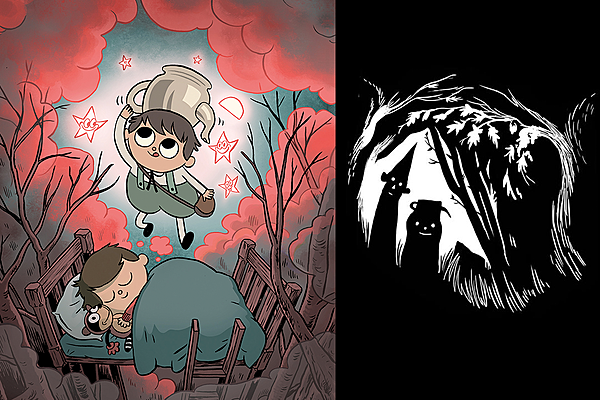 Kaboom Announces Ongoing 39 Over The Garden Wall 39 Series