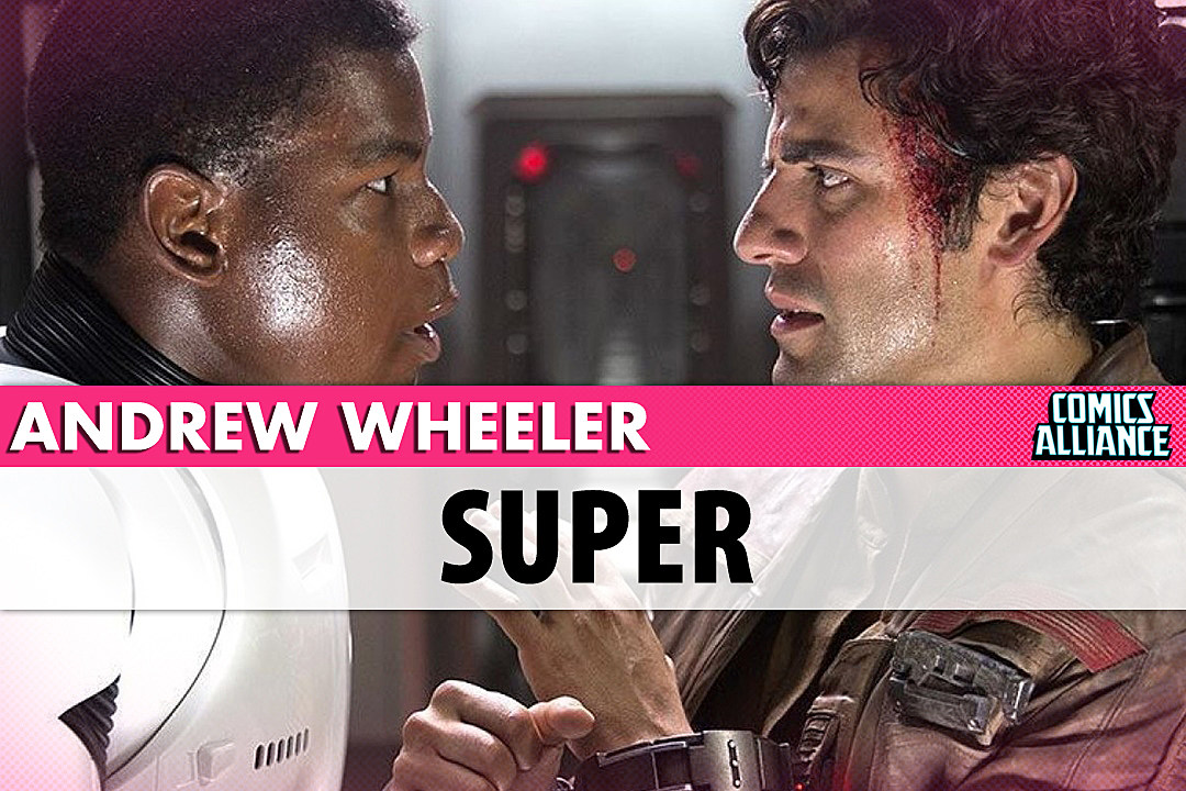 Super Can We Have Nice Things The Big Gay Poe Dameron Question