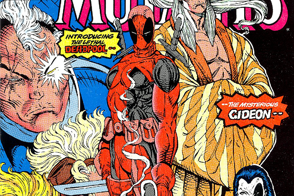Rob Liefeld, Deadpool and True Creator Credit