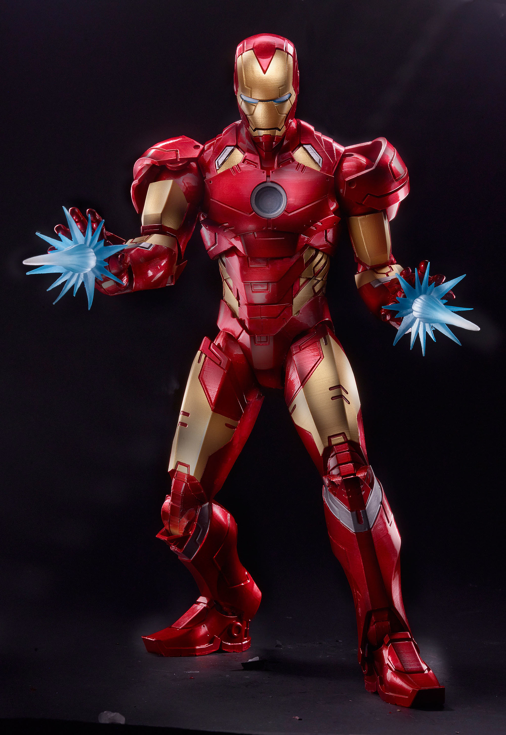 12 Inch Action Figure NEW Marvel Legends Series Iron Man