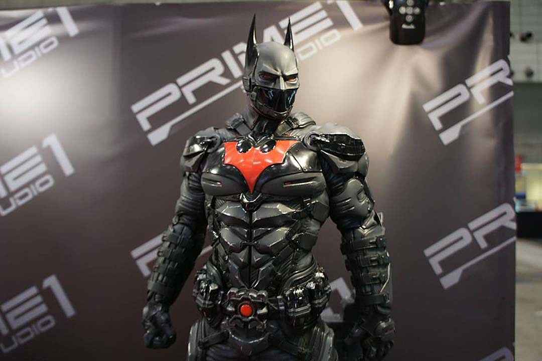 Prime 1 Studio Tackling Batman Beyond For Next Arkham Knight Statue