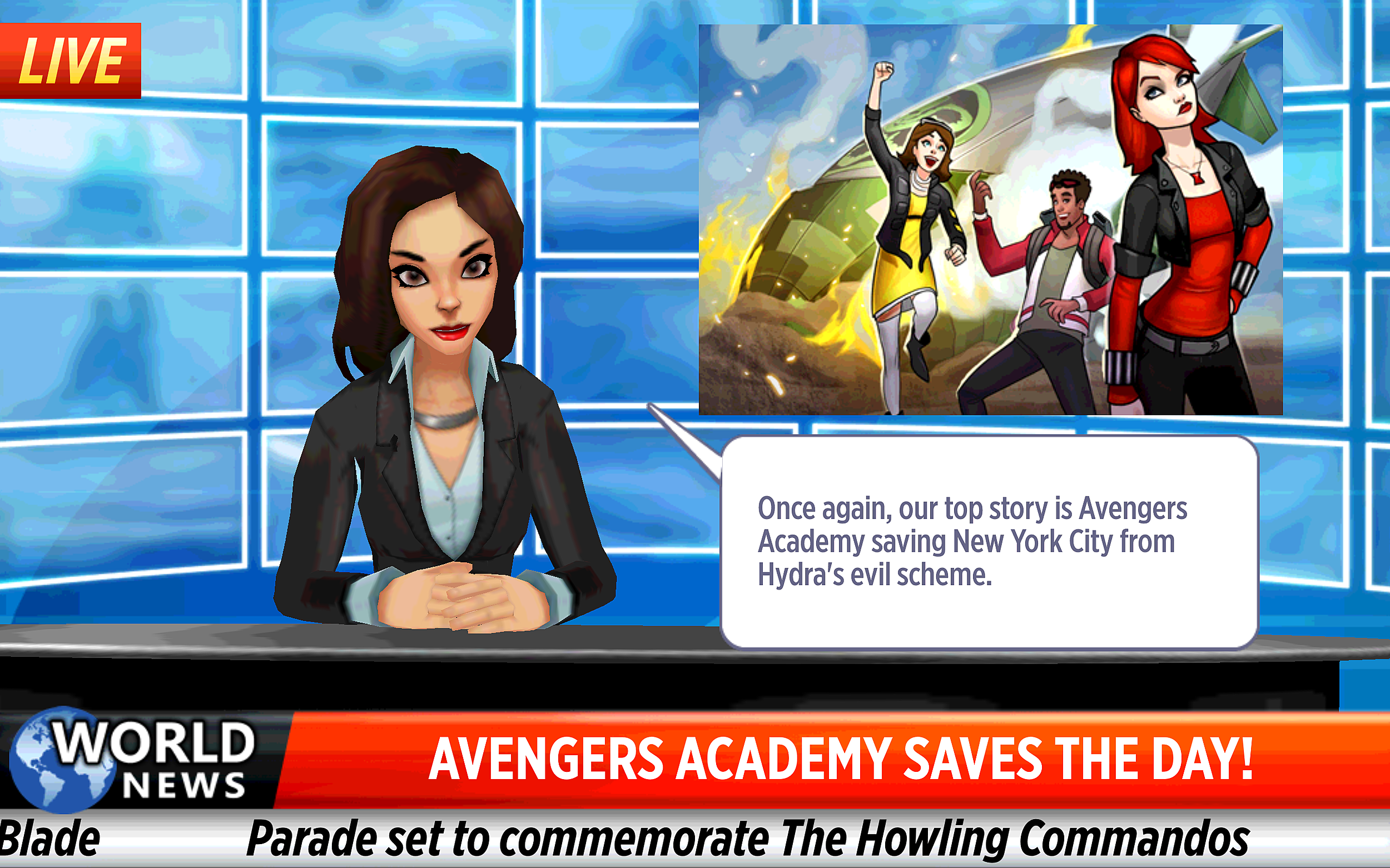 avengers academy download ios