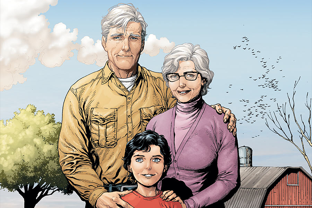 Kindly Couple: Why The Kents Are Vital To The Superman Mythos
