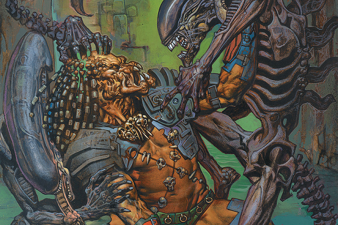 Whoever Wins, We Win: A Brief History of Aliens vs Predator