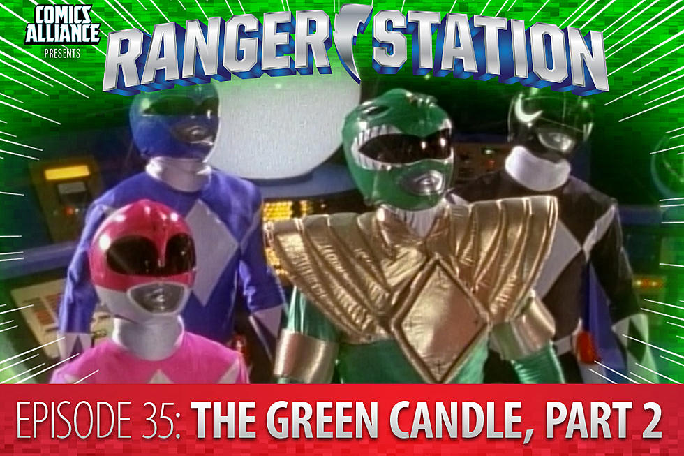 Ranger Station Episode 35: The Green Candle, Part Two