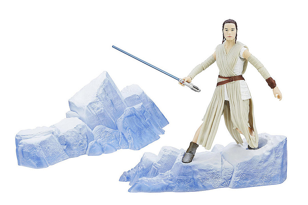 "NEW Star Wars Force Awakens KYLO REN STARKILLER  Black Series Hasbro 6/"" Kmart"