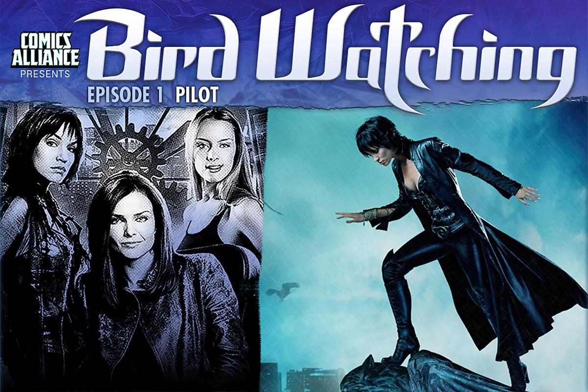 Birds Of Prey Tv Rewatch Episode 1 Pilot
