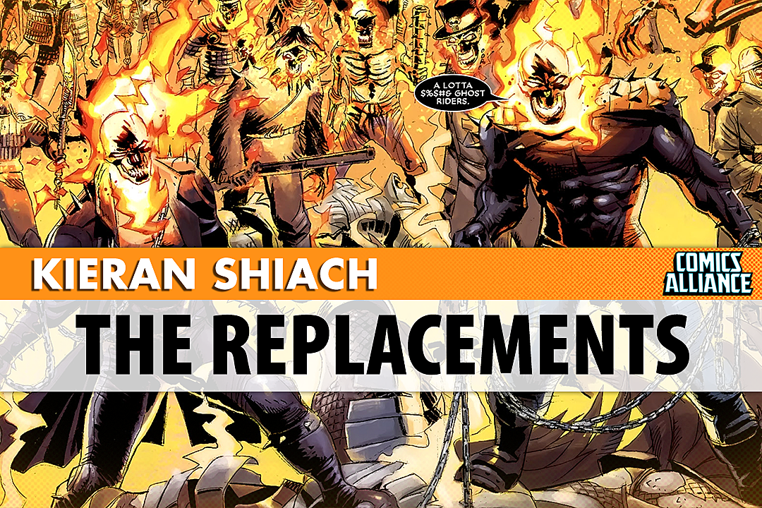 The Replacements: Carter Slade And The Legacy Of Ghost Rider