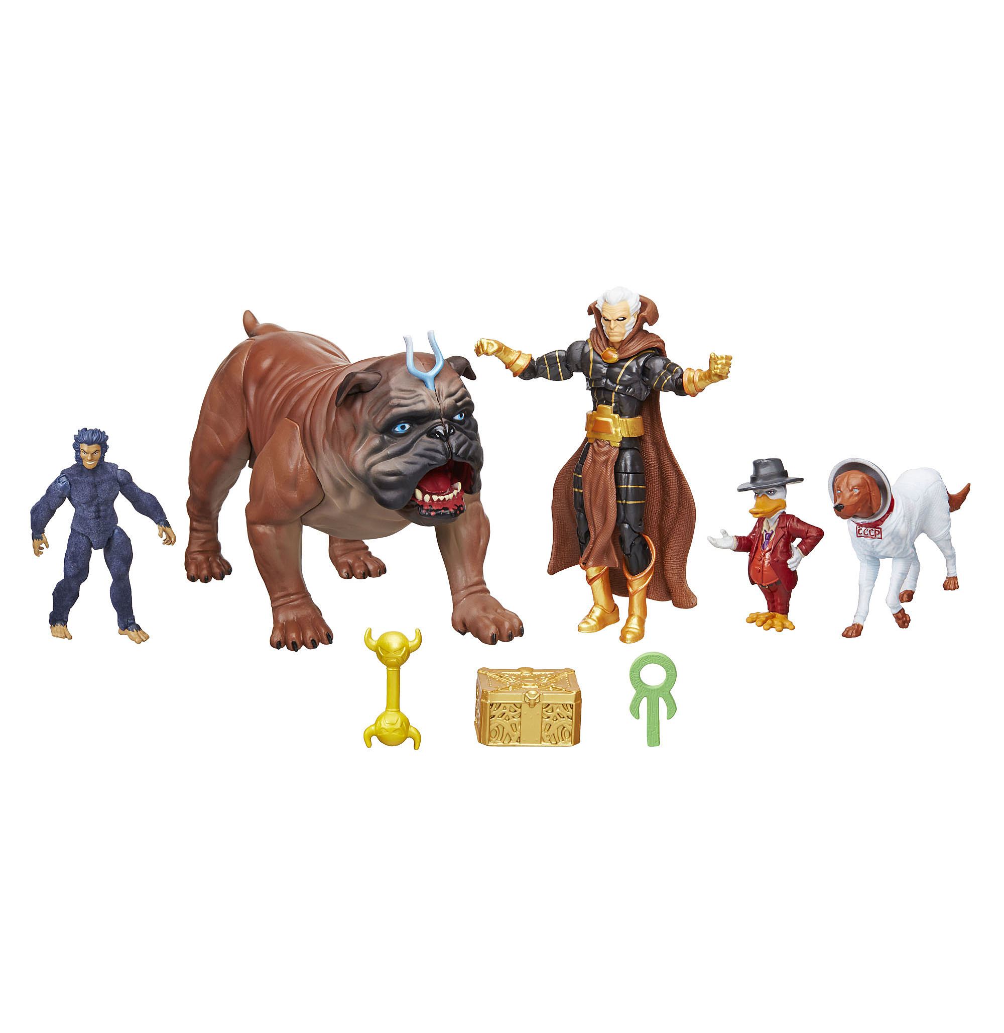 The Collector SDCC