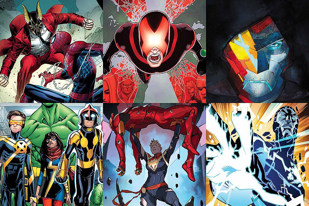 Marvel Avengers Arena BOSS LEVEL vol 3 NEW MSRP $15.99