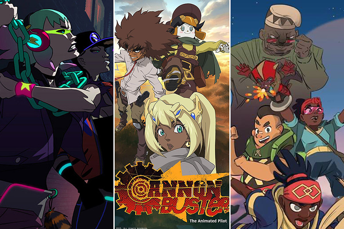 Eight Animated Series With Black Leads To Look Out For