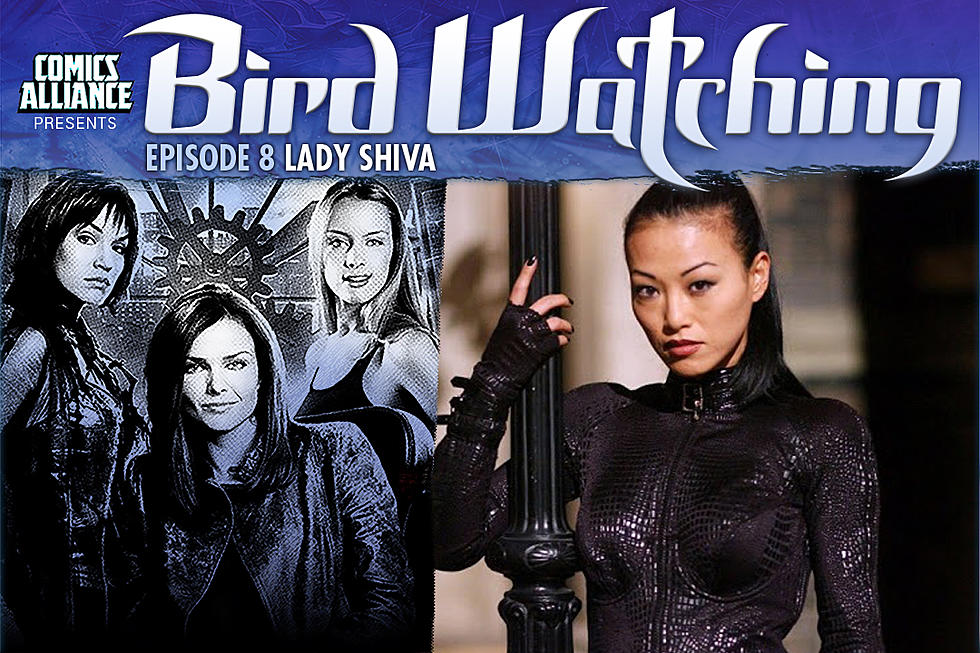 Birds Of Prey Tv Rewatch Episode 8 Lady Shiva